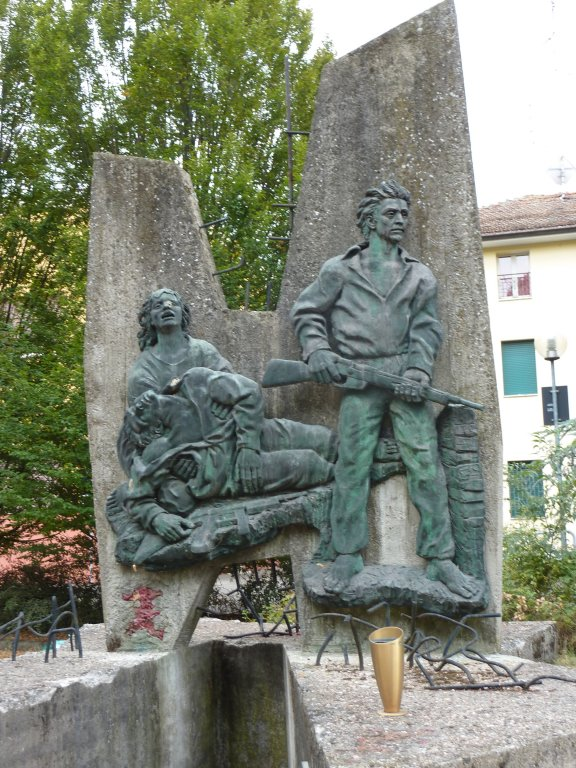 Denkmal in Castelbosco