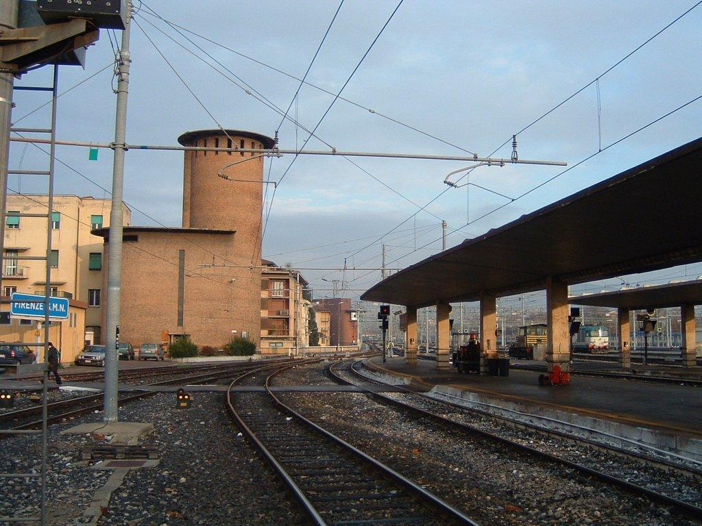Hauptbahnhof Santa Maria Novella (Foto: Baldini)
