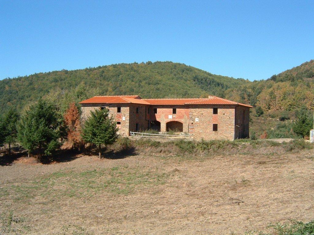 Bauernhaus bei Pian d'Albero (Foto: Baldini)