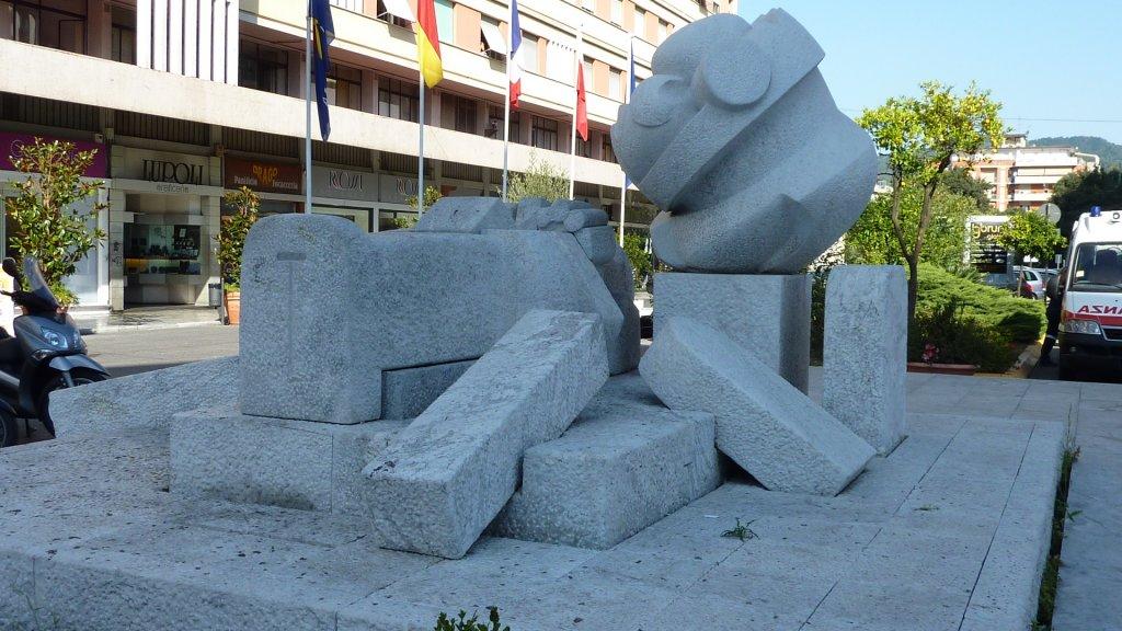 Denkmal für die Resistenza