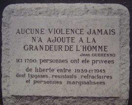 Gedenktafel (© CERCIL, Orléans)