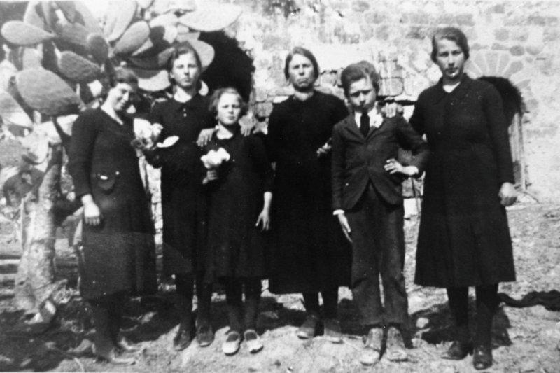 Opfer des Massakers (Foto: caserta)