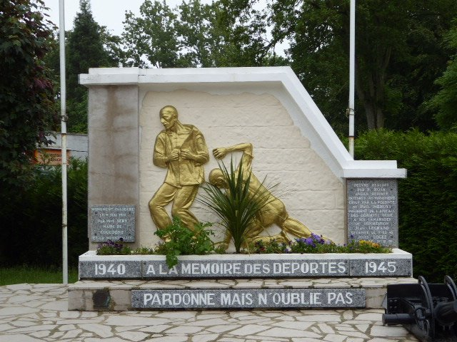Deportiertendenkmal Coulogne