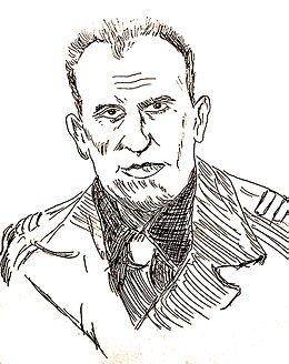René Char 'Capitaine Alexandre' in der Résistance, 1944; Quelle: fr.wikipedia