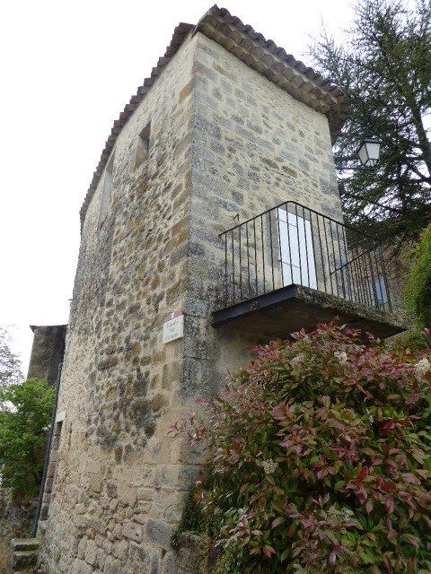 zeitweise von René Char genutztes Haus