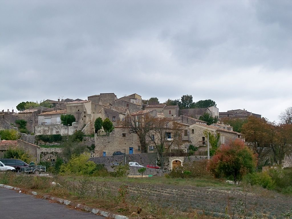 Blick auf das Dorf; Quelle: V. Pagnier, Wikipedia