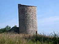 Tour d'Embarbe; Quelle: Lubman, Wikipedia, CC BY-SA 3.0