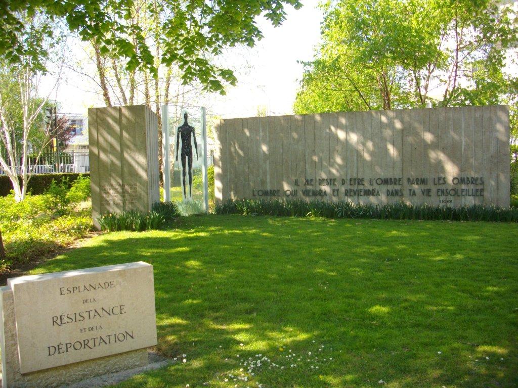 Widerstands- und Deportationsdenkmal