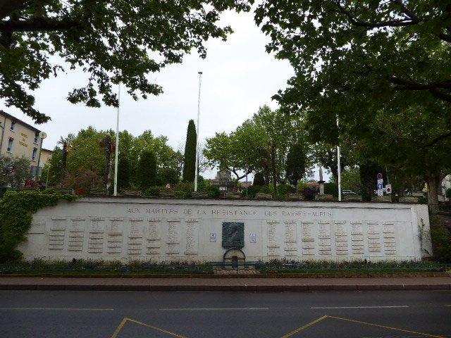 Mémorial des Martyrs de la Résistance