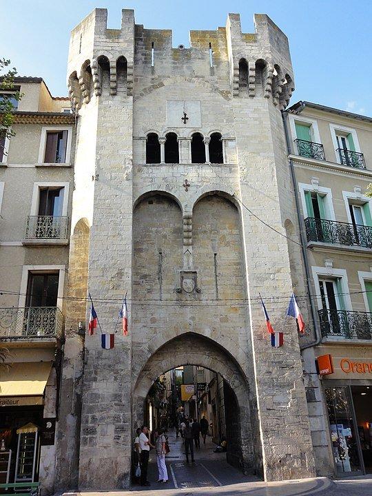 Porte Saunerie; Quelle: Jackopamer, Wikipedia, CC BY_SA 3.0