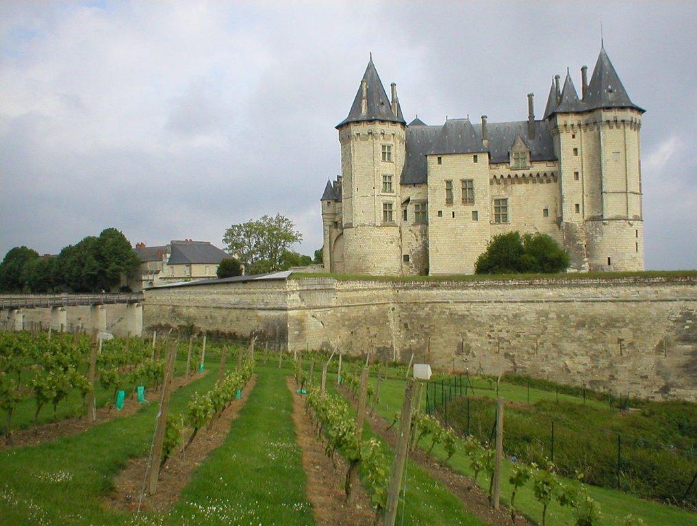 Schloss von Saumur;  Foto: CJ DUB, wikimedia