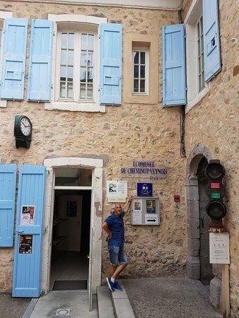 Eisenbahnermuseum; Quelle: Ville de Veynes