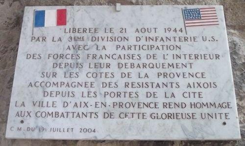 Gedenktafel Befreiung; Quelle: Jimmy Tual, genweb
