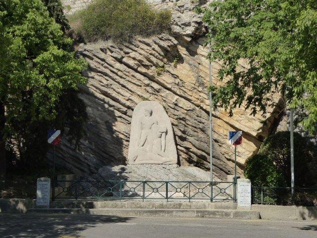 Résistants-Denkmal