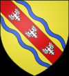 Wappen des Departements, Quelle: Wikipedia
