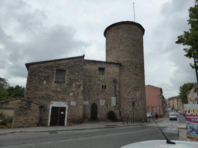 Befreiungsmuseum im Turm Charles Quint
