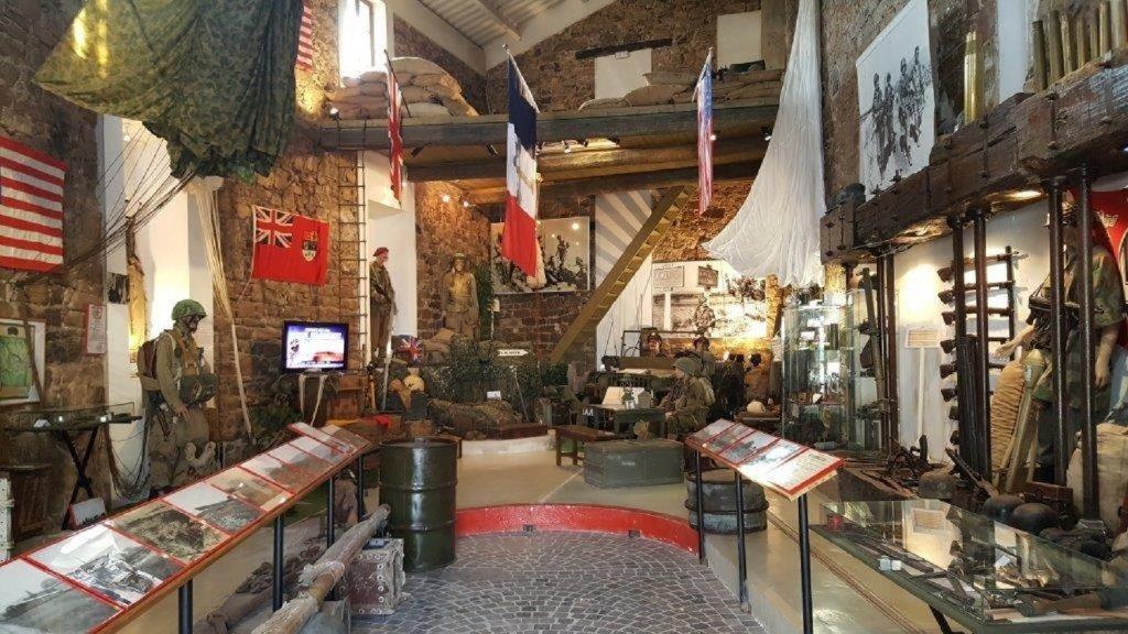 Blick ins Innere des Museums; Quelle: tourisme-dracénie.com