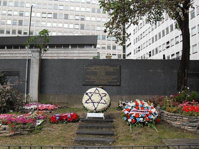 Erinnerungsgarten (Quelle: Djampa, wikimedia CC BY-SA 4.0)