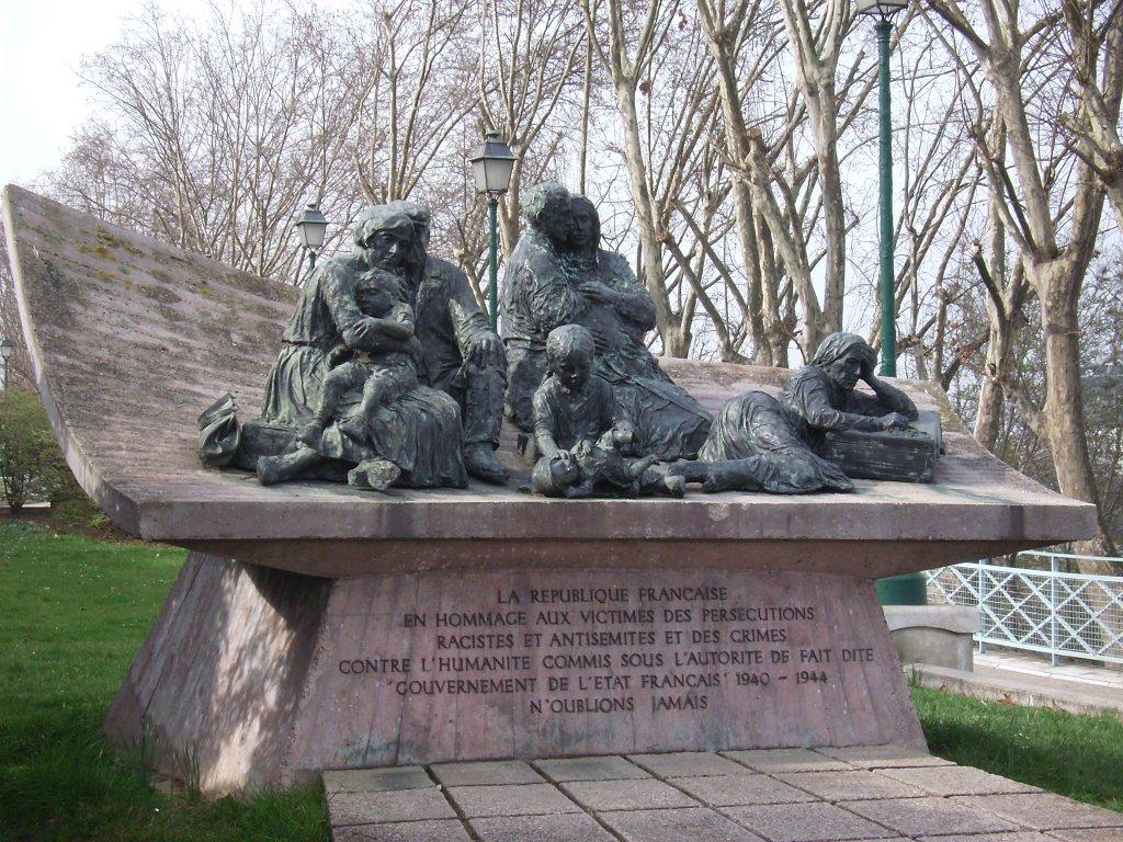 Vel d'Hiv-Denkmal
