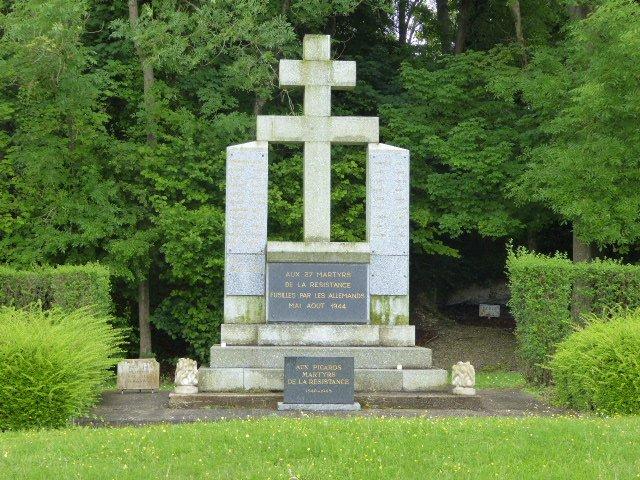 Märtyrer-Denkmal