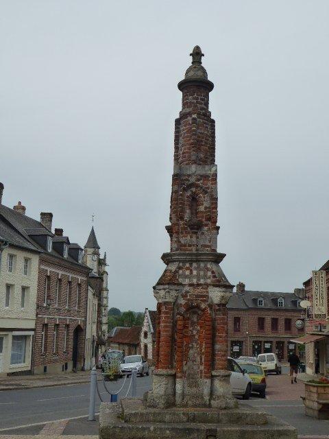 Croix du Bourg/Totenlaterne