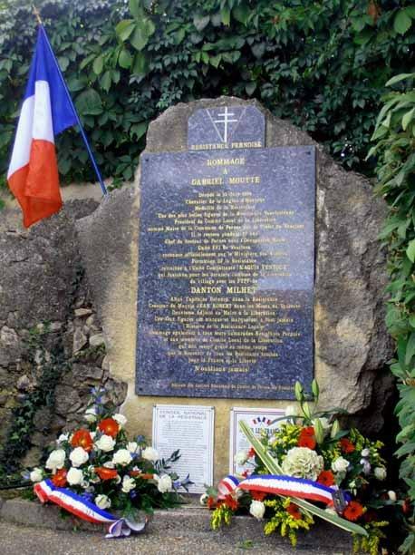 Résistance-Denkmal; Quelle: cvrduvaucluse.canalblog