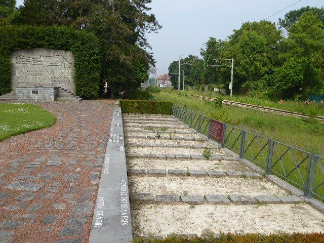 Denkmal 'Tertre des massacrés'
