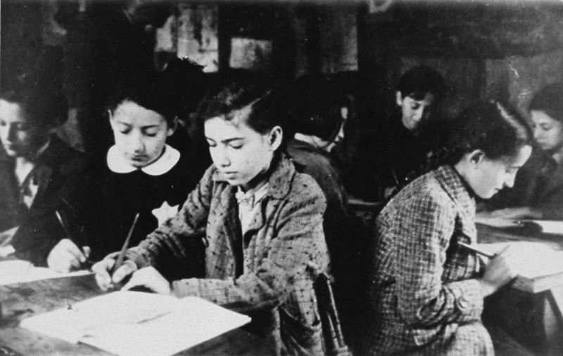 Ghetto-Schule (USHMM)