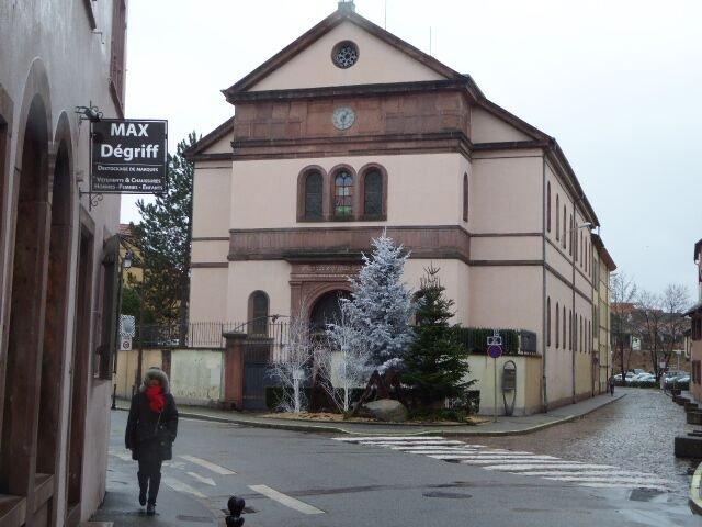 Synagoge in Colmar