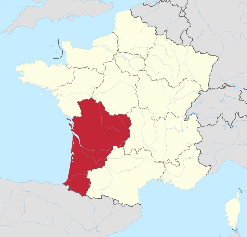 Lage der Region; Quelle: Wikipedia