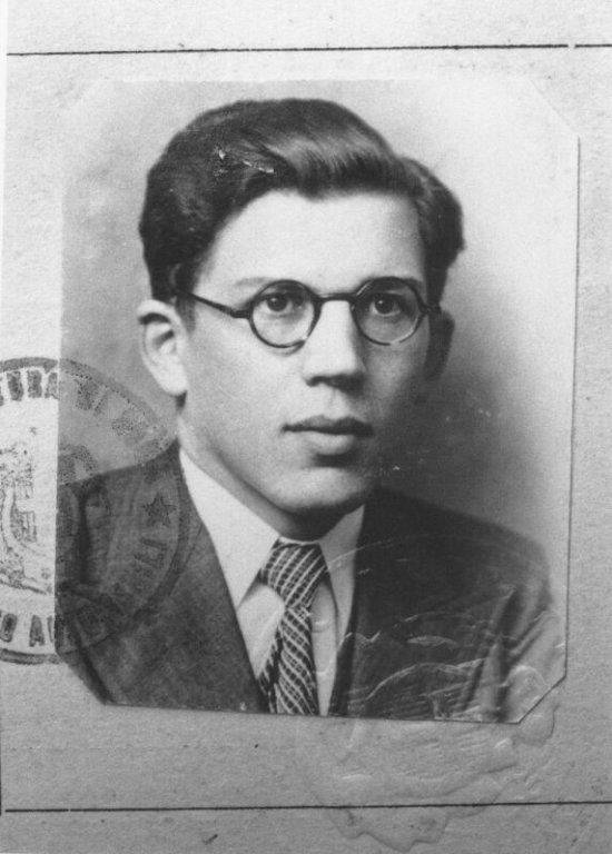 Daniel Trocmé 1938 (USHMM)