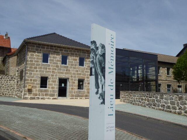 Le Chambon-sur-Lignon, Lieu de Mémoire