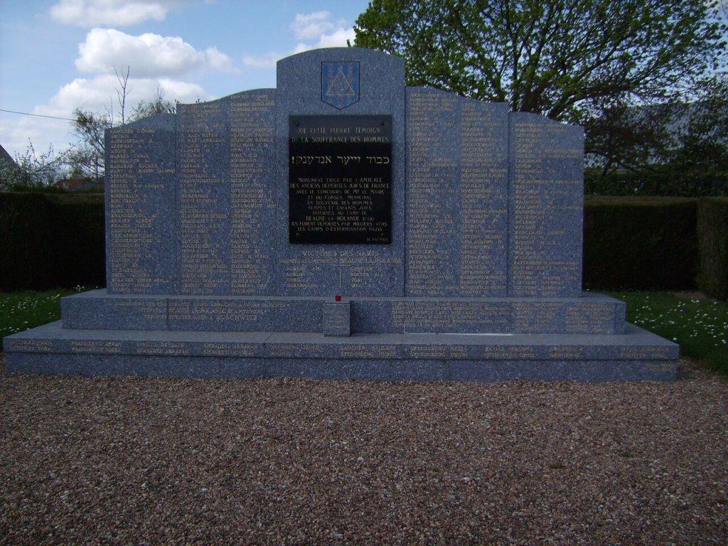 Beaune-la-Rolande Denkmal