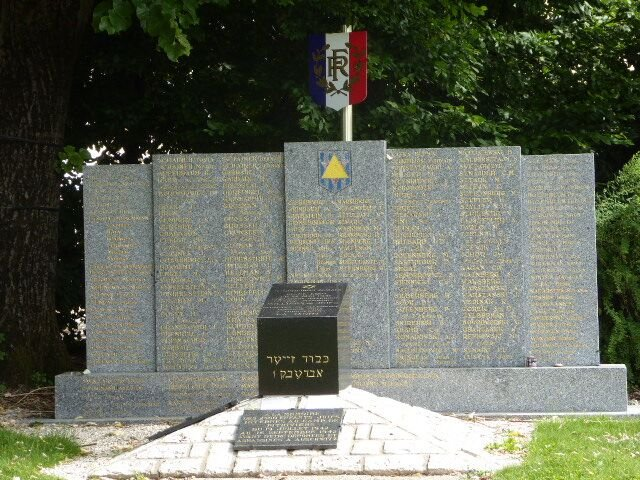 Denkmal in Pithiviers