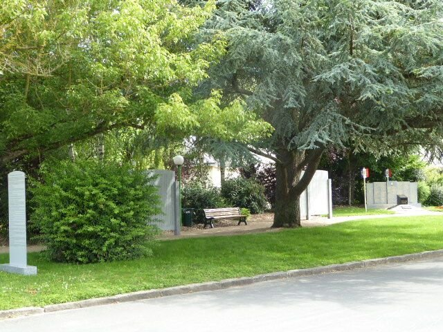 Mémorial jüdische Deportierte