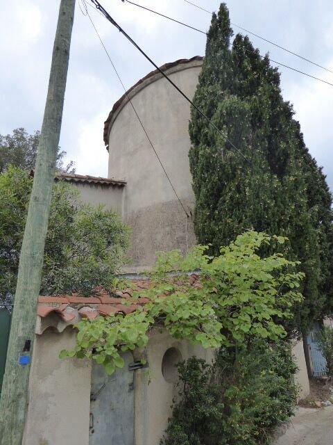 Ehemalige Mühle Le Moulin Gris