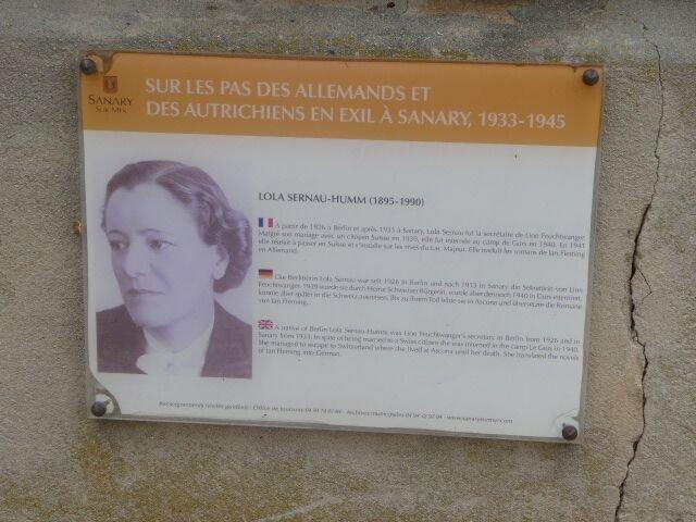 Tafel Lola Humm-Sernau