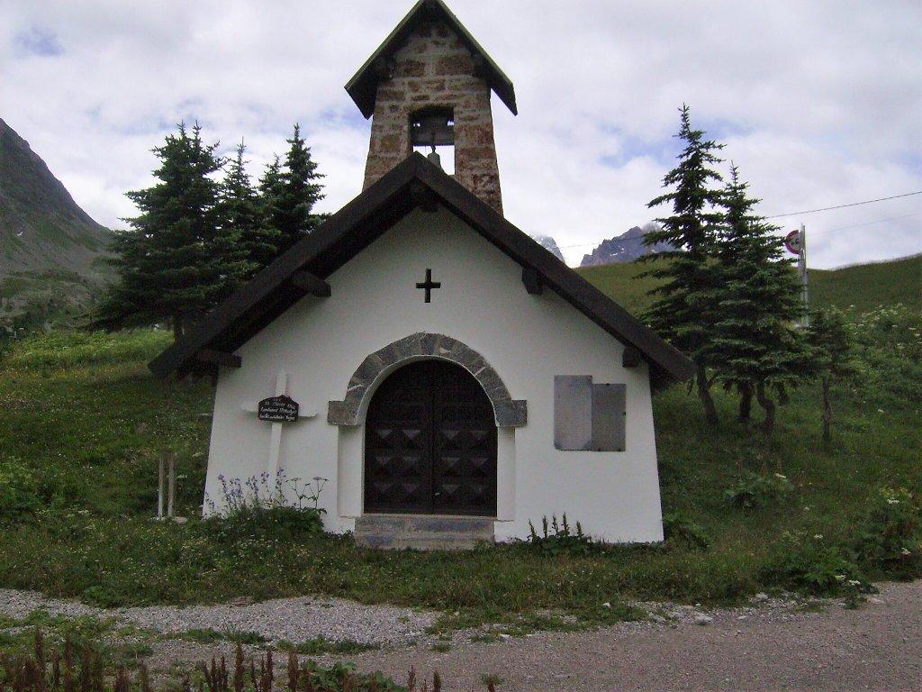 Col du Lautaret – Kapelle