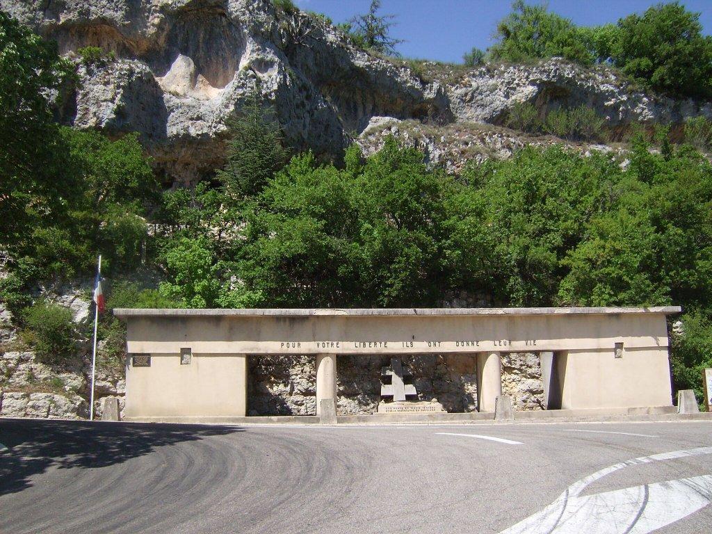 Mémorial du Maquis du Ventoux