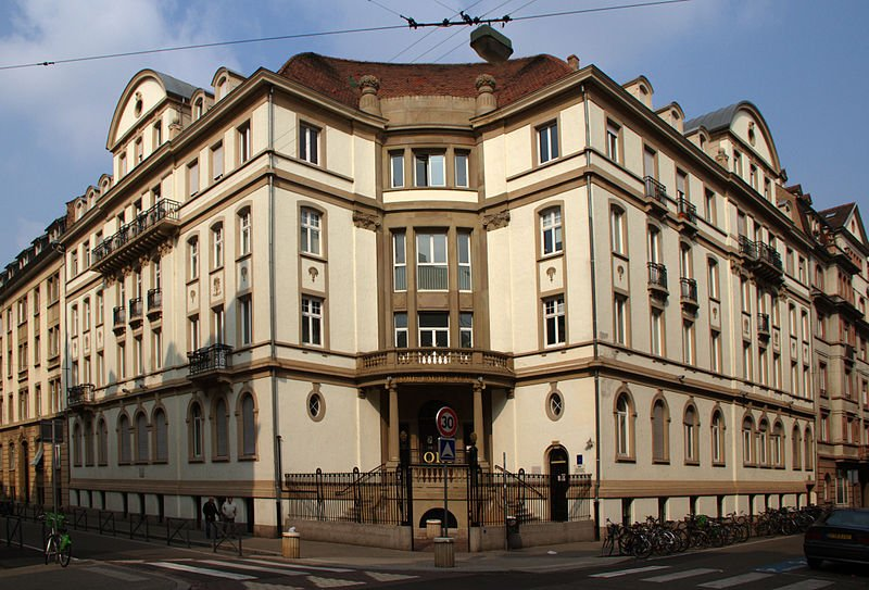 Ehem. Sitz der Gestapo;  Foto: Claude Truong-Ngoc, Wikimedia Commons, CC BY-SA 3.0