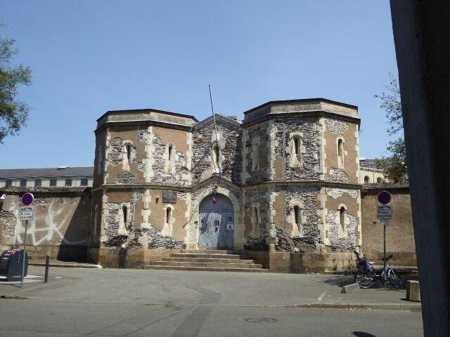 Gefängnis: Maison d'Arrêt du Pré-Pigeon