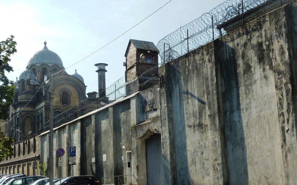 Lukiškės-Gefängnis heute
