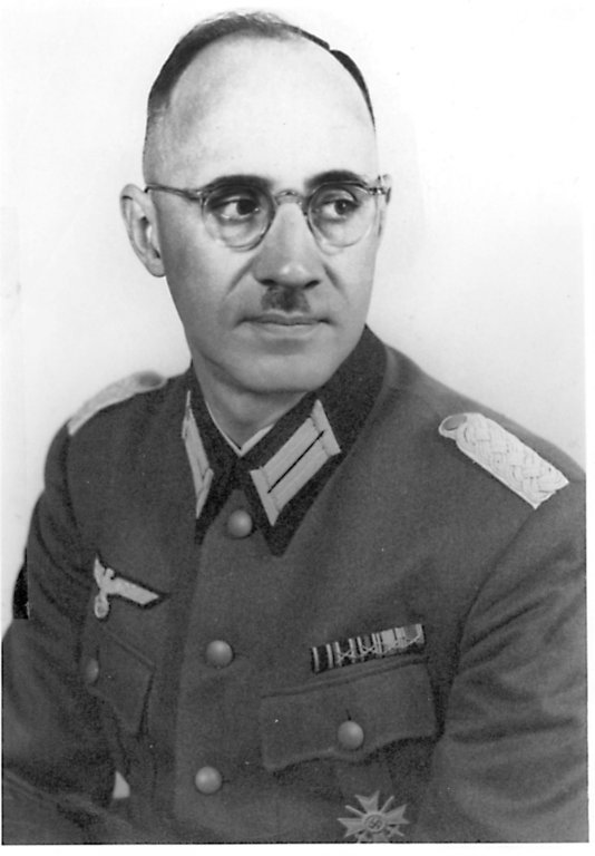 Major Karl Plagge 1941 (privat)