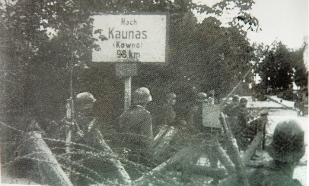 Einmarsch in Litauen (H.E.A.R.T)