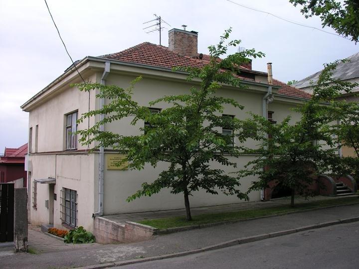 Gebäude des ehemaligen japanischen Konsulats (vilnews)