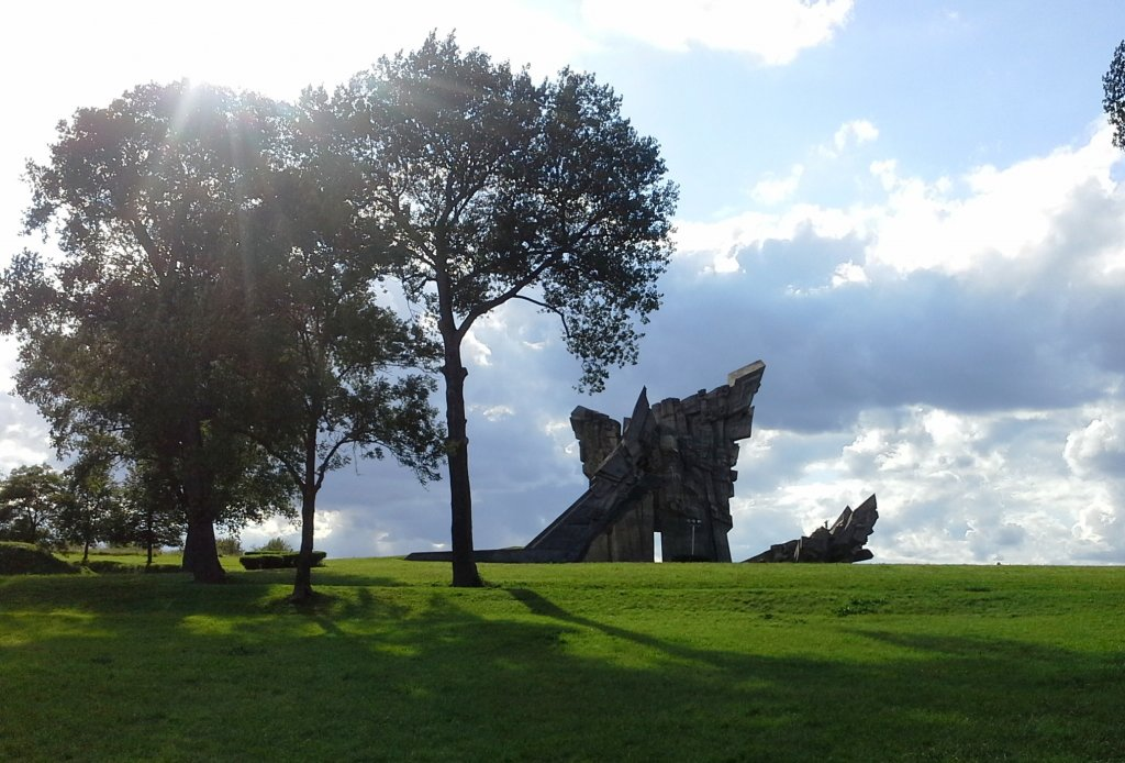 Monument von A. Ambraziūnas