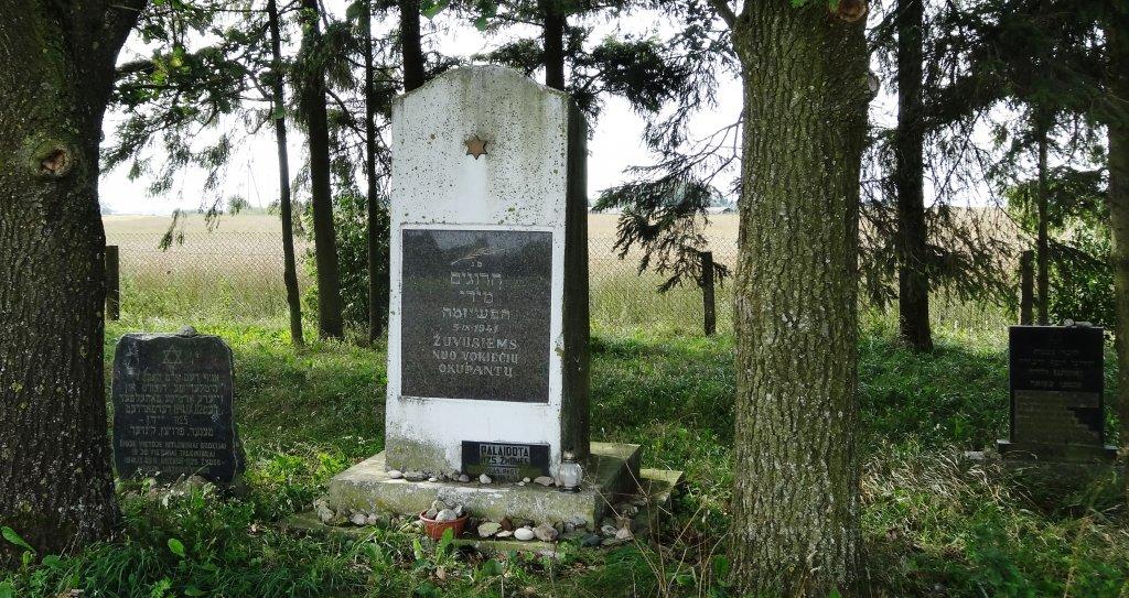 Gedenkstätte Krakės