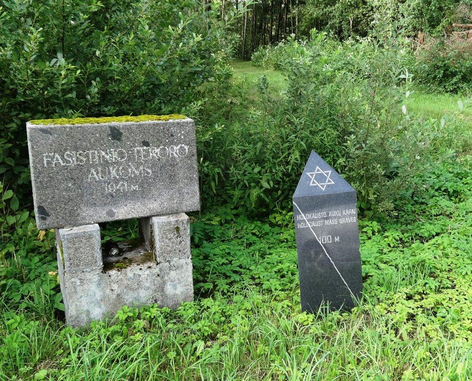Hinweis zur Gedenkstätte