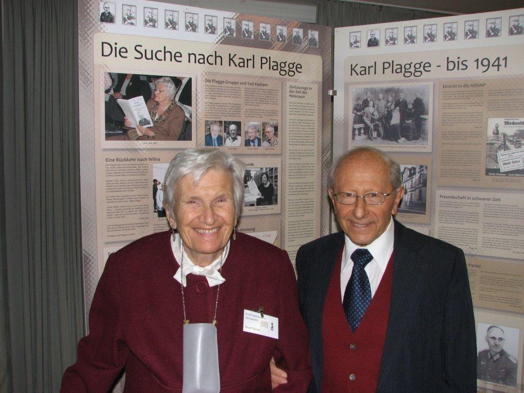 Pearl und Bill Good, Darmstadt 2008