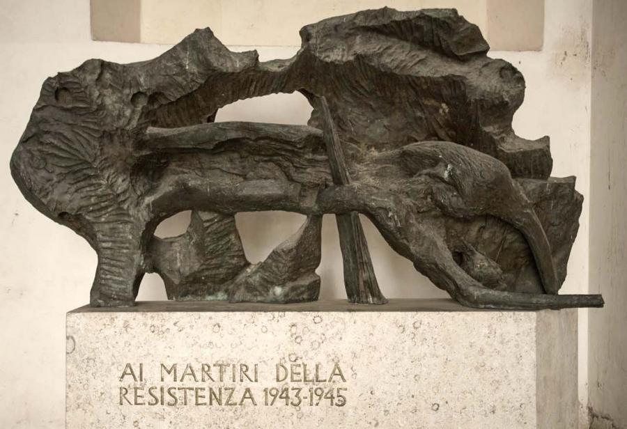 Monumento ai martiri della resistenza